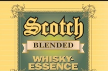 UP Blended Scotch Whisky 20 ml Essence